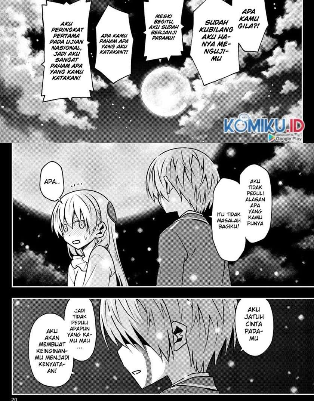 Tonikaku Kawaii Chapter 147