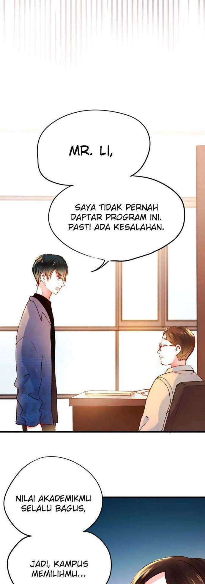 To Be A Winner Chapter 15