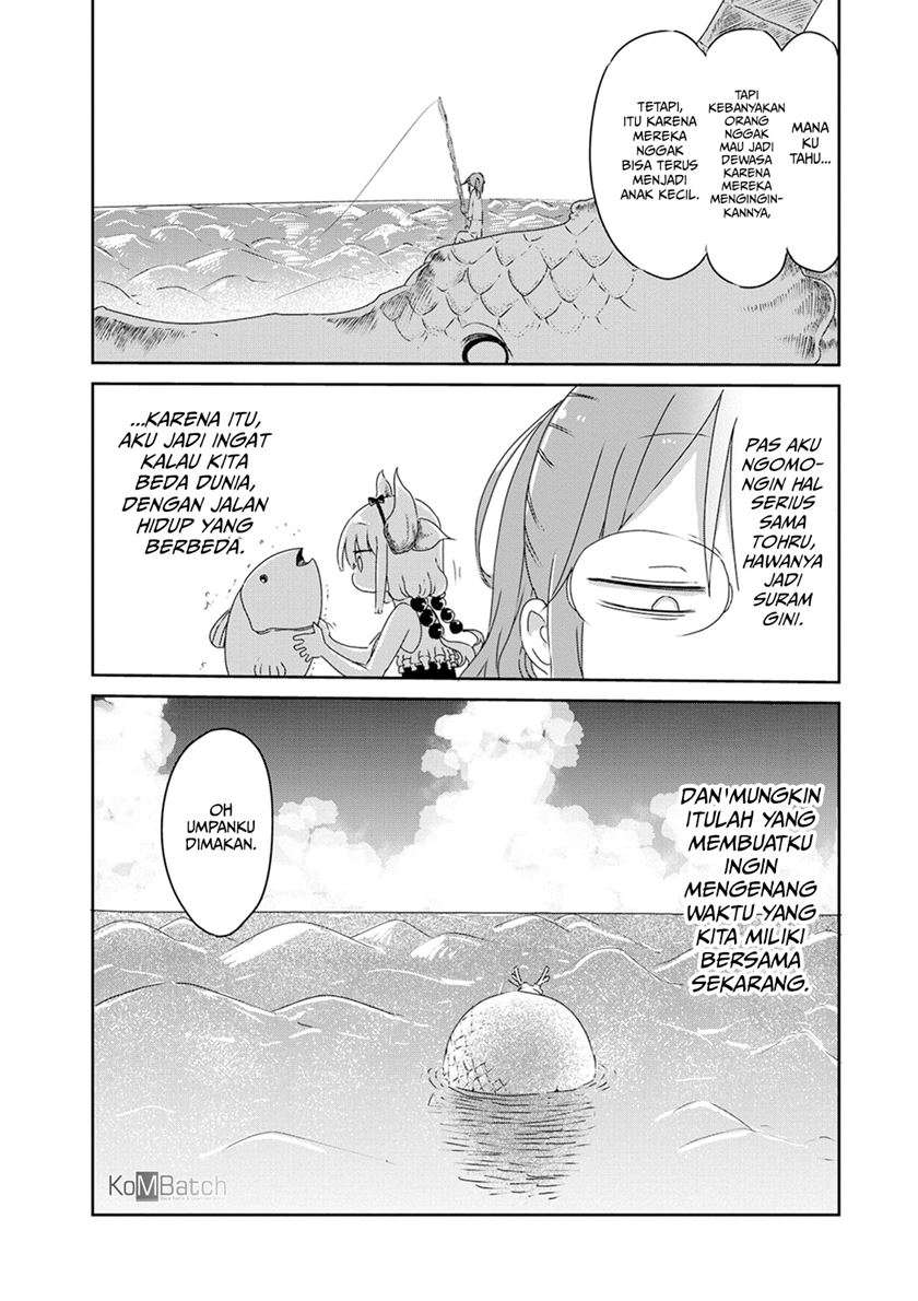 Kobayashi-san Chi No Maid Dragon Chapter 16