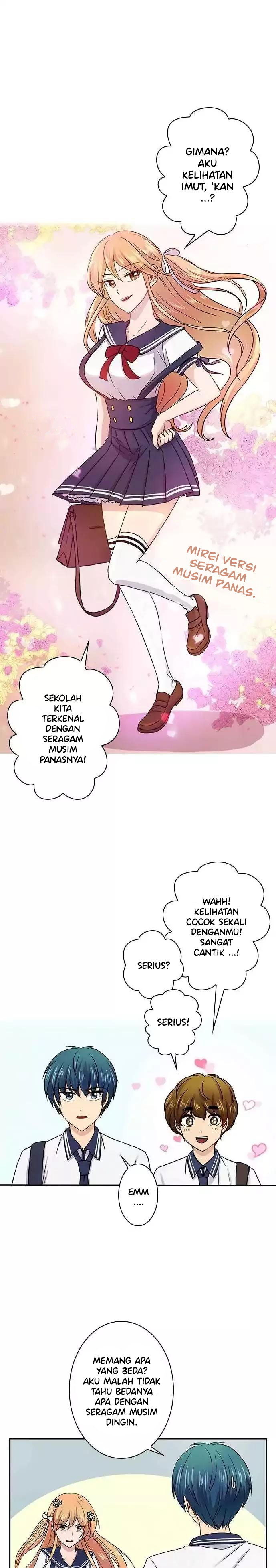I Want To Be Normal Chapter 48