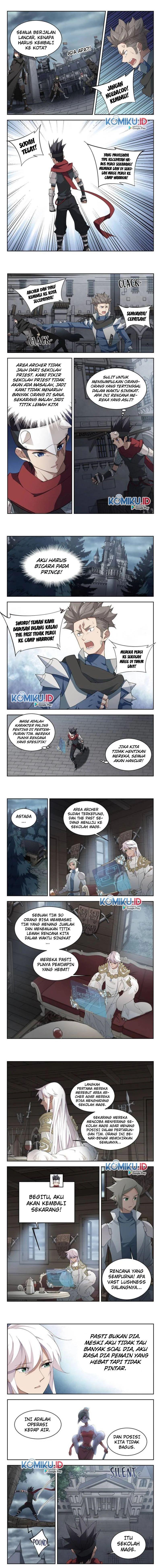 Virtual World Close Combat Mage Chapter 139