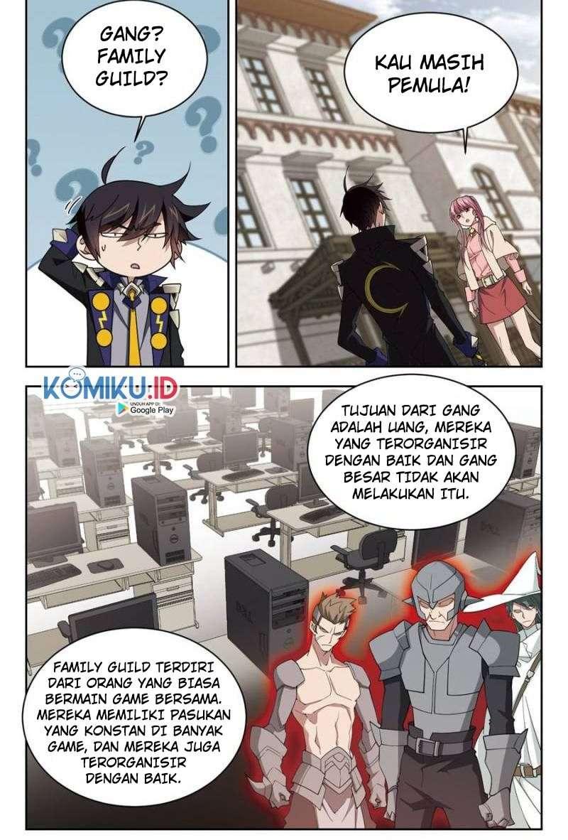 Virtual World Close Combat Mage Chapter 160