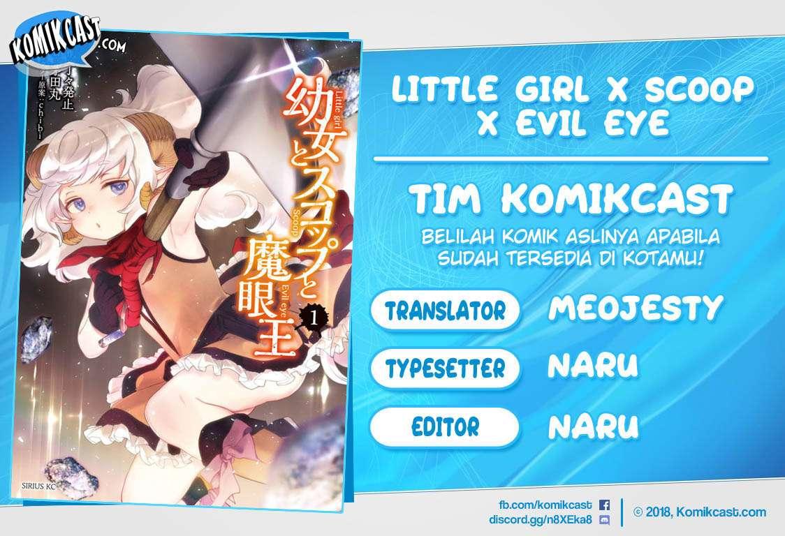 Little Girl X Scoop X Evil Eye Chapter 10.1