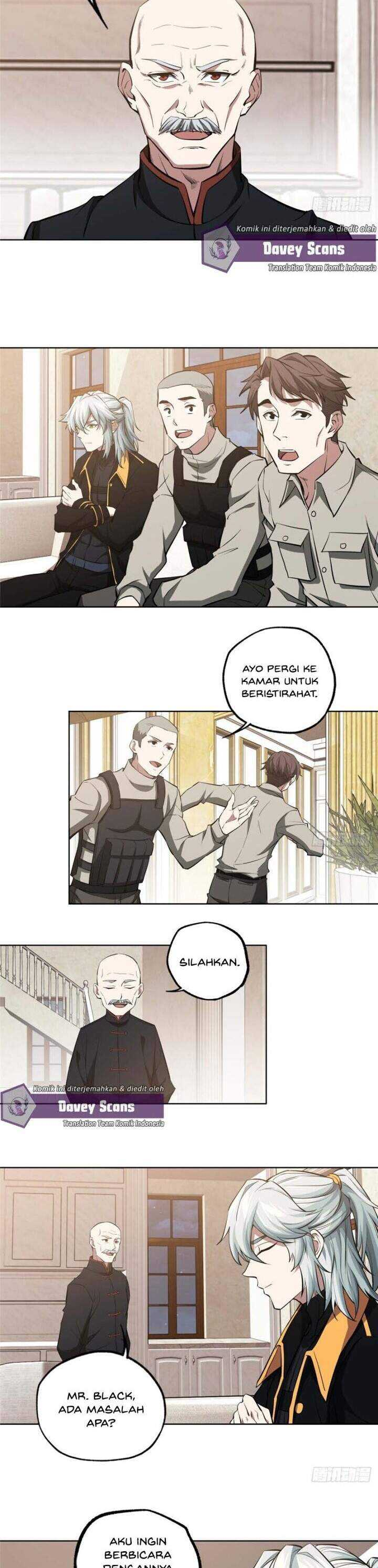 Super Mechanic Chapter 73