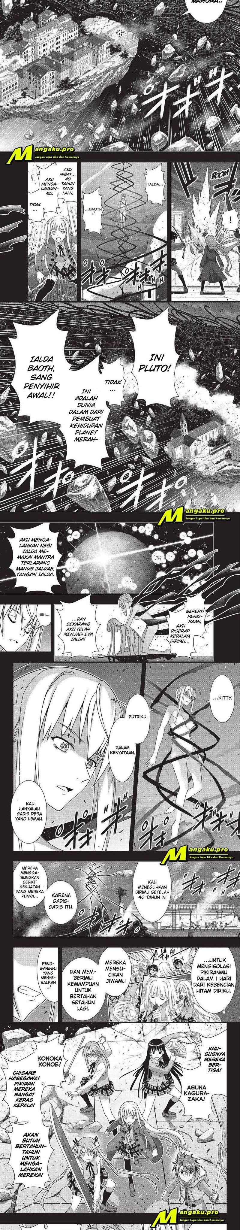 Uq Holder! Chapter 183.2