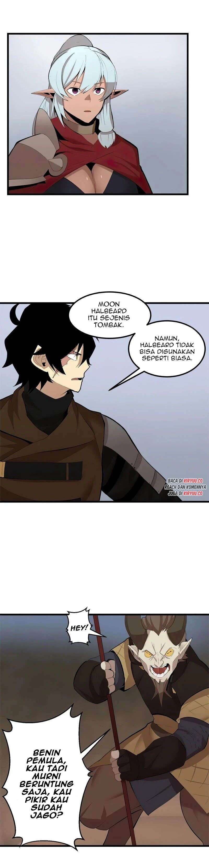 The Dungeon Master Chapter 73