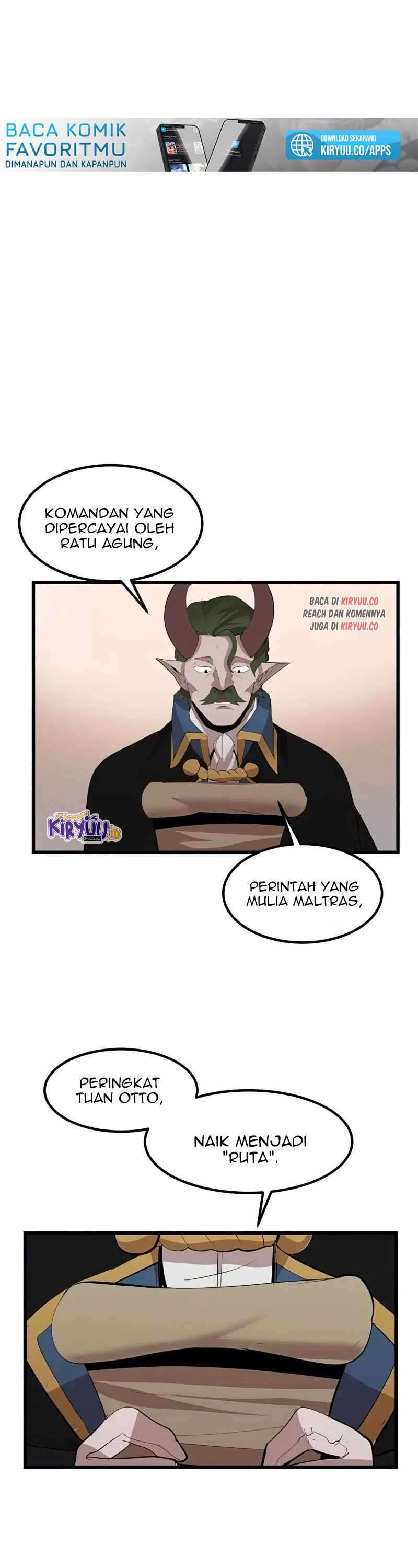 The Dungeon Master Chapter 74