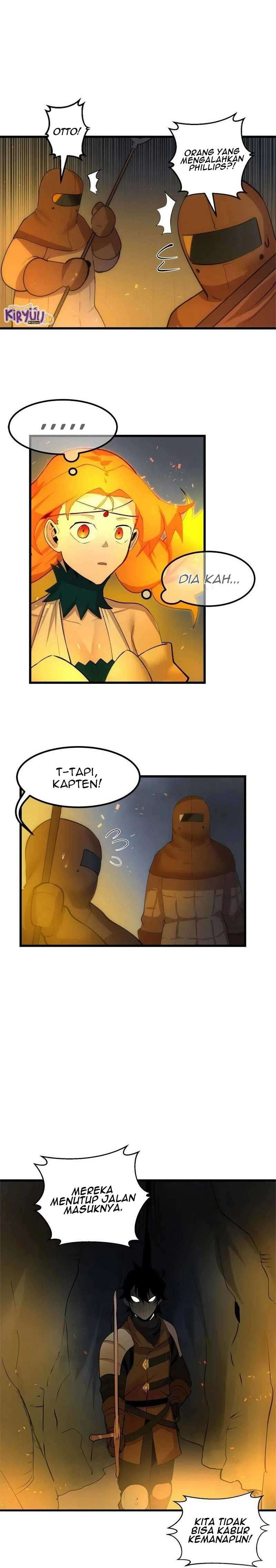 The Dungeon Master Chapter 75