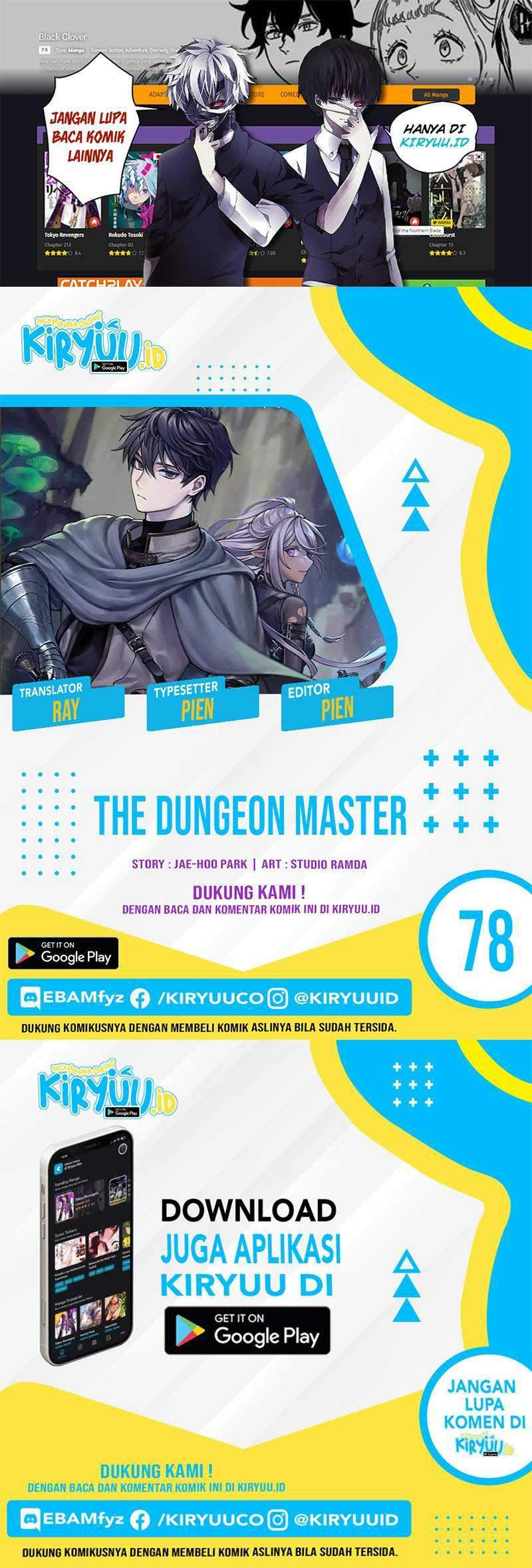 The Dungeon Master Chapter 78