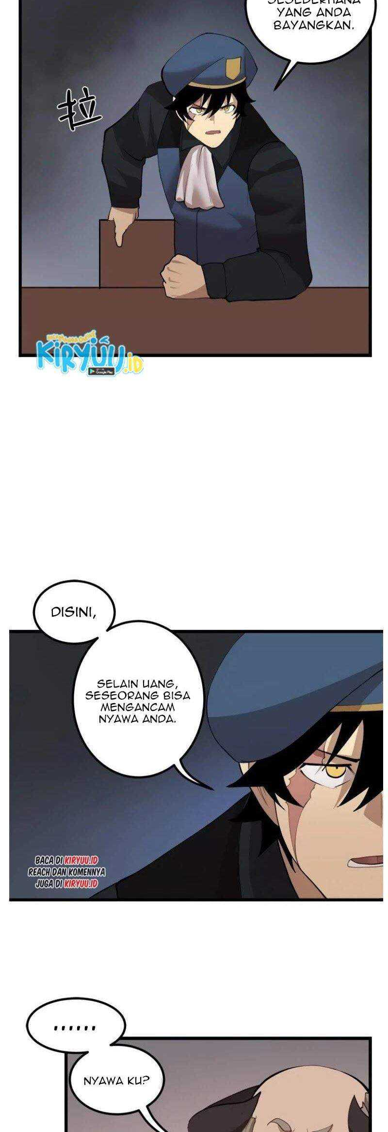 The Dungeon Master Chapter 80