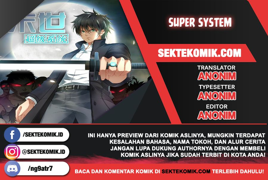 Super System Chapter 113
