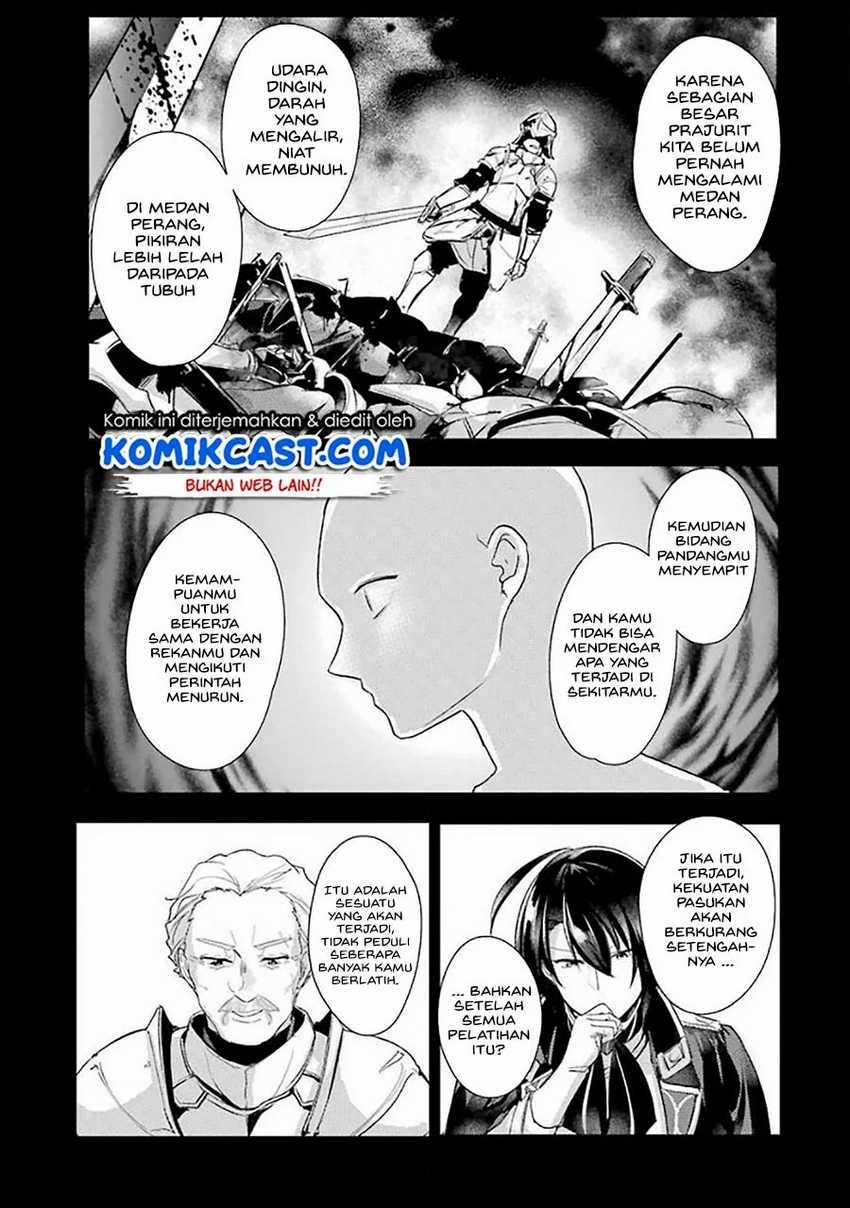 Tensai Ouji No Akaji Kokka Saisei Jutsu Souda, Baikoku Shiyou Chapter 10