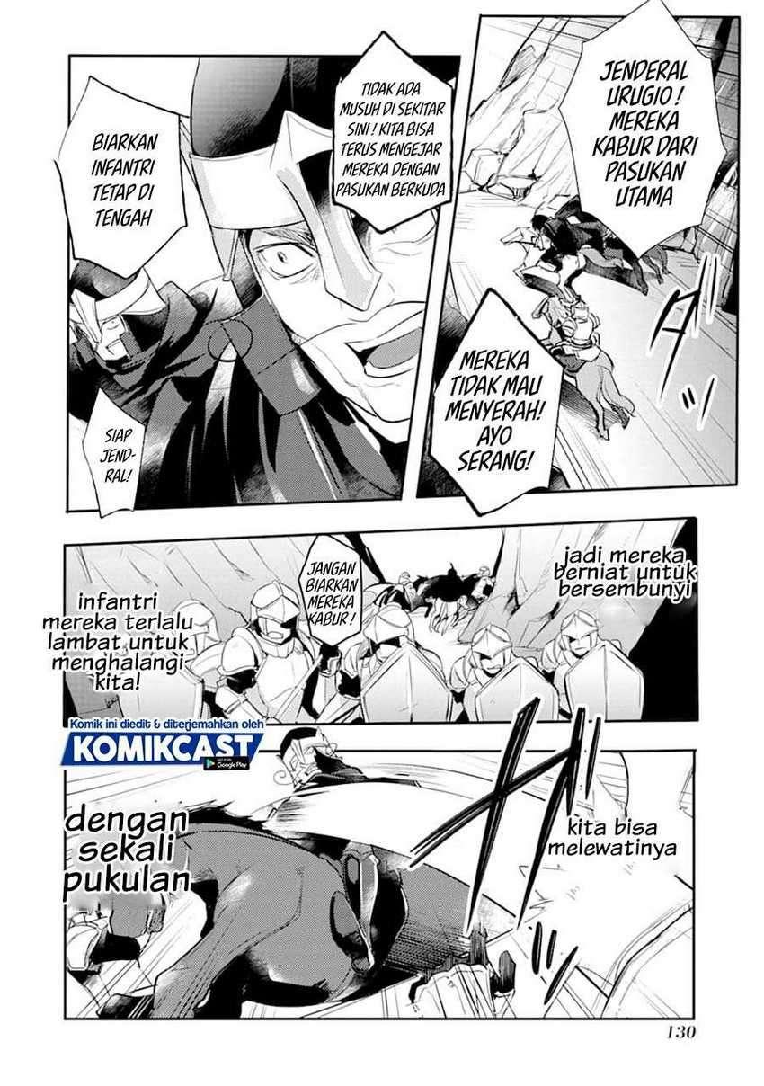 Tensai Ouji No Akaji Kokka Saisei Jutsu Souda, Baikoku Shiyou Chapter 11