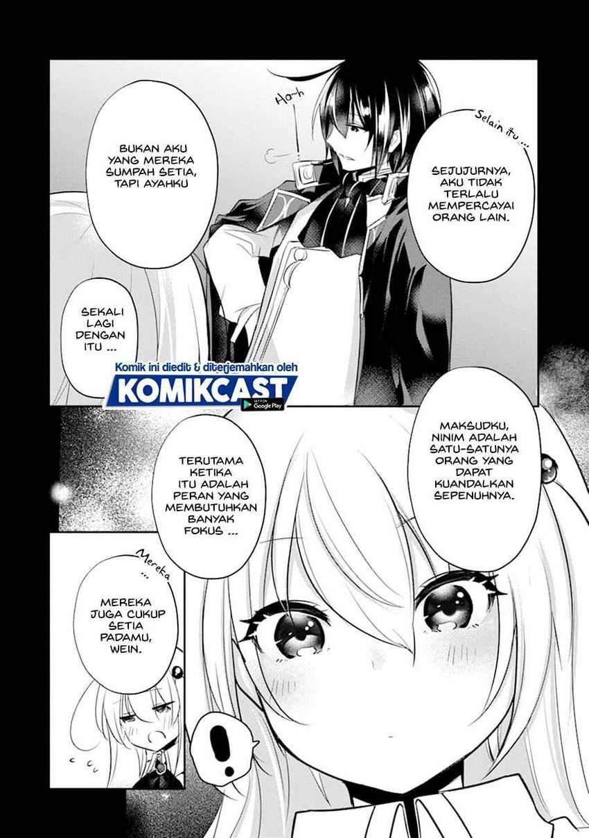 Tensai Ouji No Akaji Kokka Saisei Jutsu Souda, Baikoku Shiyou Chapter 12