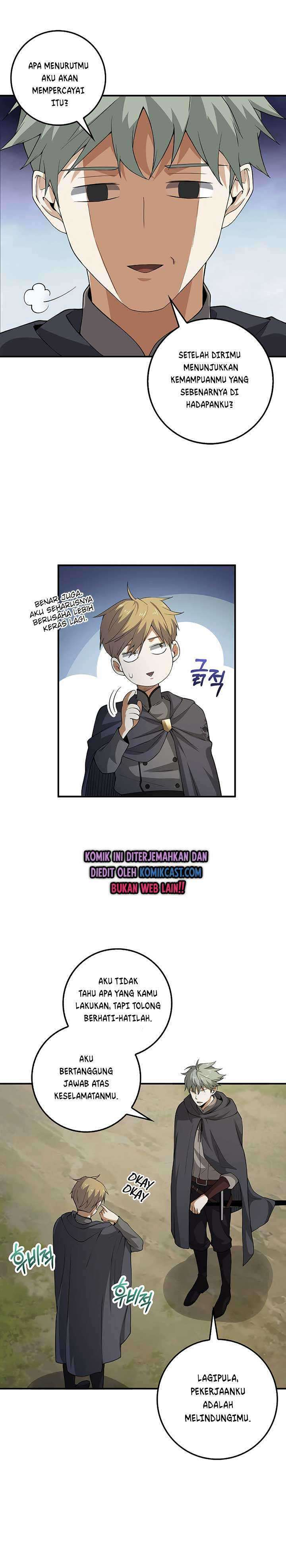 The Lord's Coins Aren't Decreasing Chapter 30