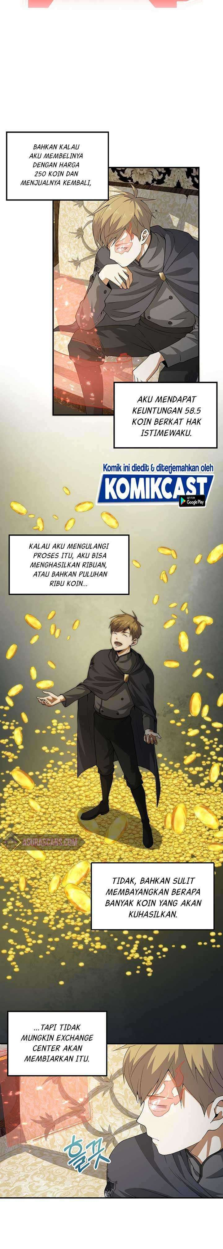 The Lord's Coins Aren't Decreasing Chapter 31