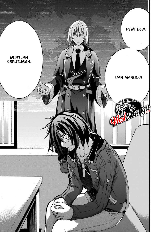 Maou To Ore No Hangyakuki Chapter 23