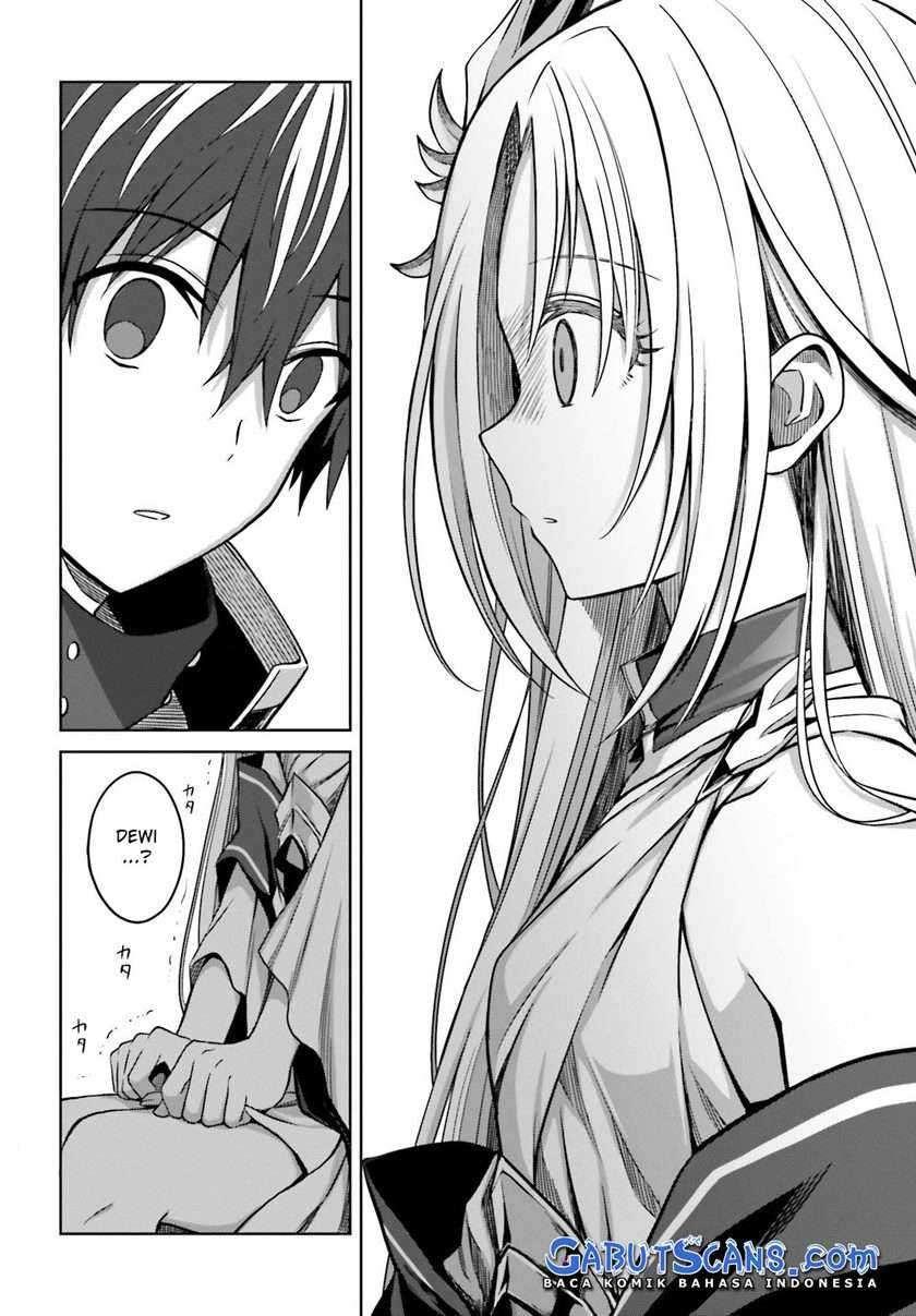 Shin No Jitsuryoku Wa Girigiri Made Kakushite Iyou To Omou Chapter 6