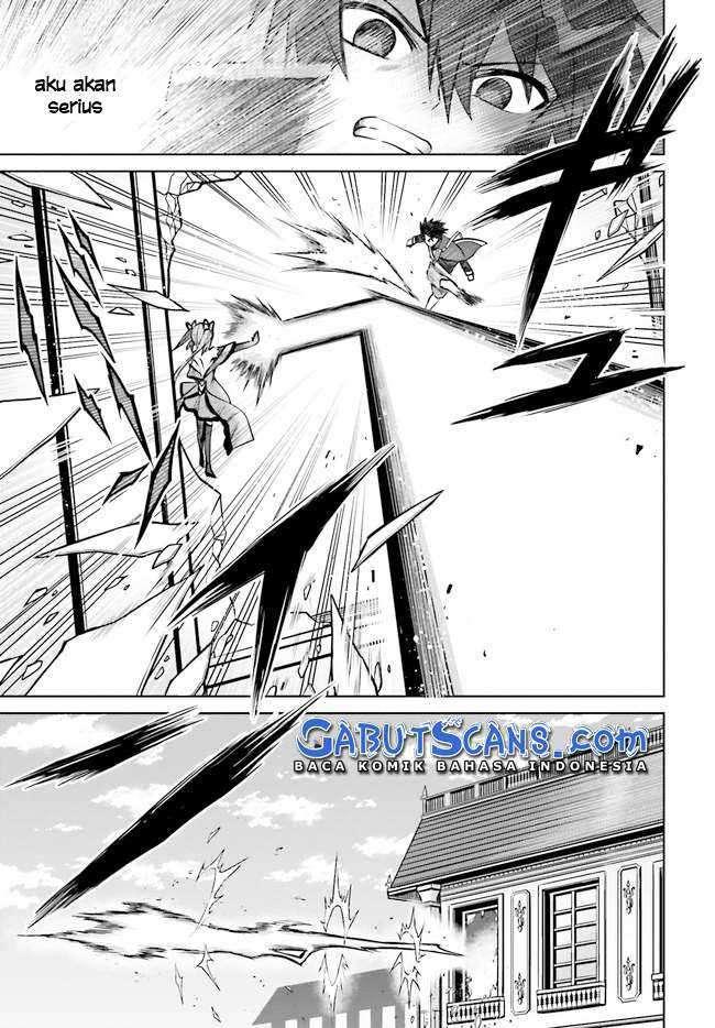Shin No Jitsuryoku Wa Girigiri Made Kakushite Iyou To Omou Chapter 7