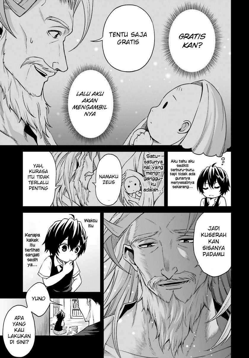 Shin No Jitsuryoku Wa Girigiri Made Kakushite Iyou To Omou Chapter 8