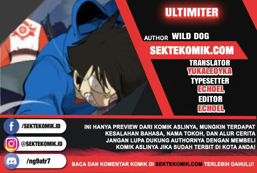 Ultimiter Chapter 22