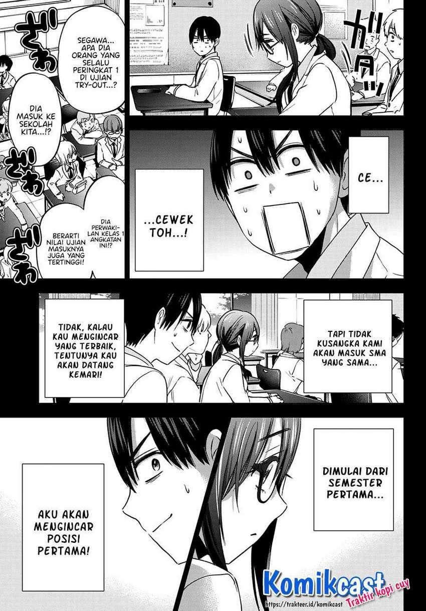 Kakkou No Iinazuke Chapter 63