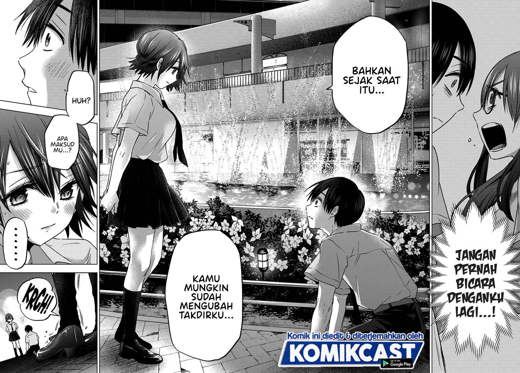 Kakkou No Iinazuke Chapter 64