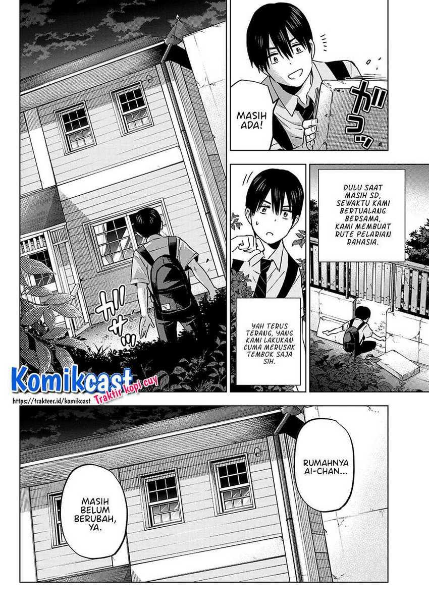 Kakkou No Iinazuke Chapter 81