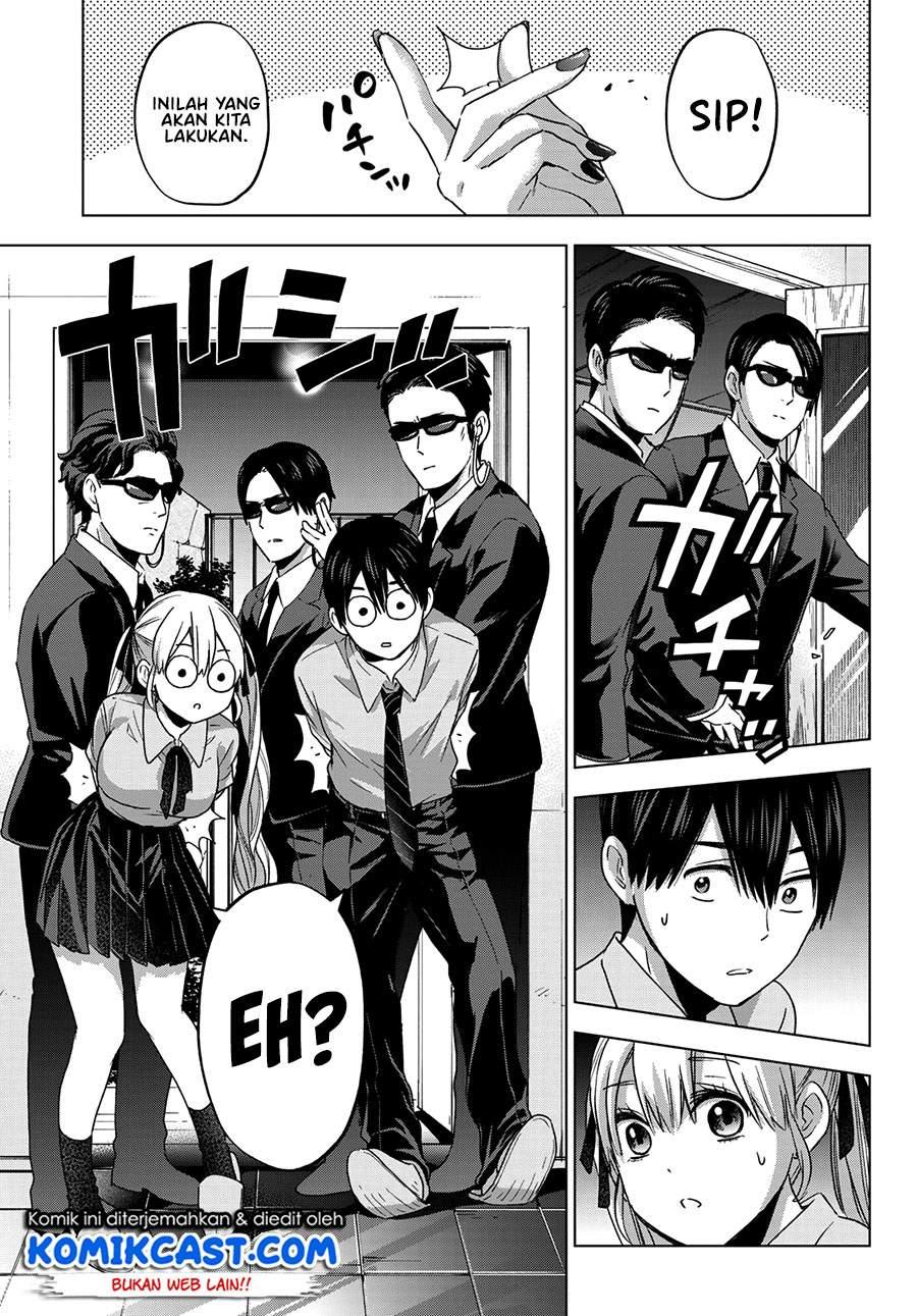 Kakkou No Iinazuke Chapter 82