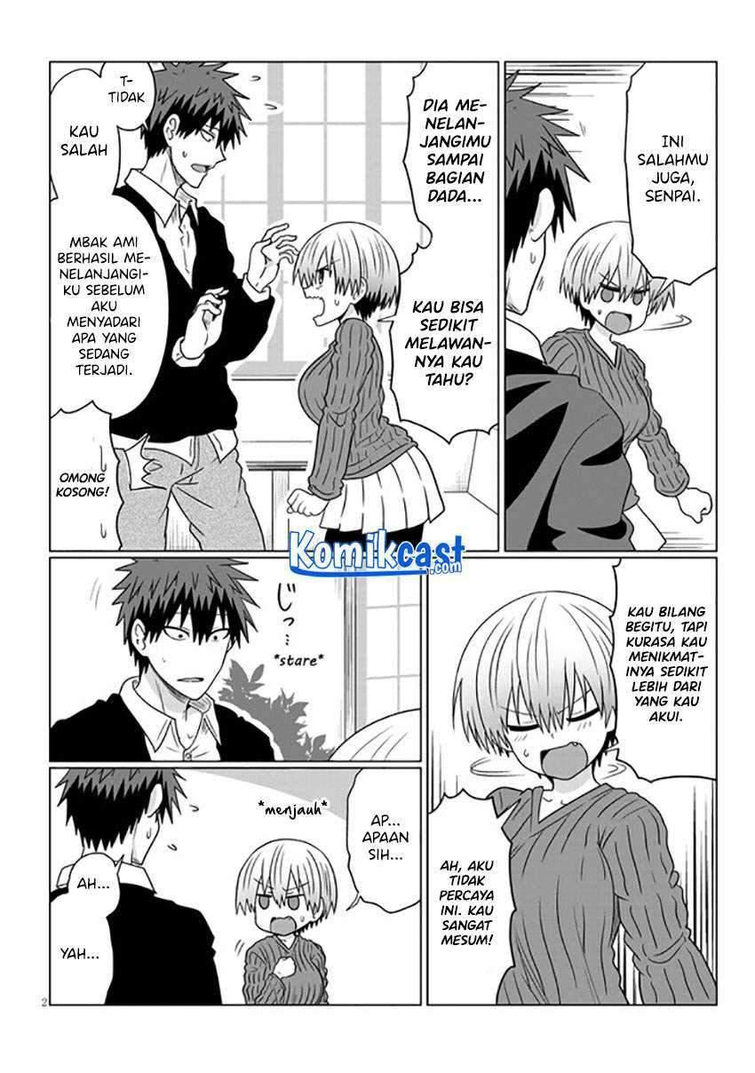 Uzaki-chan Wa Asobitai! Chapter 71