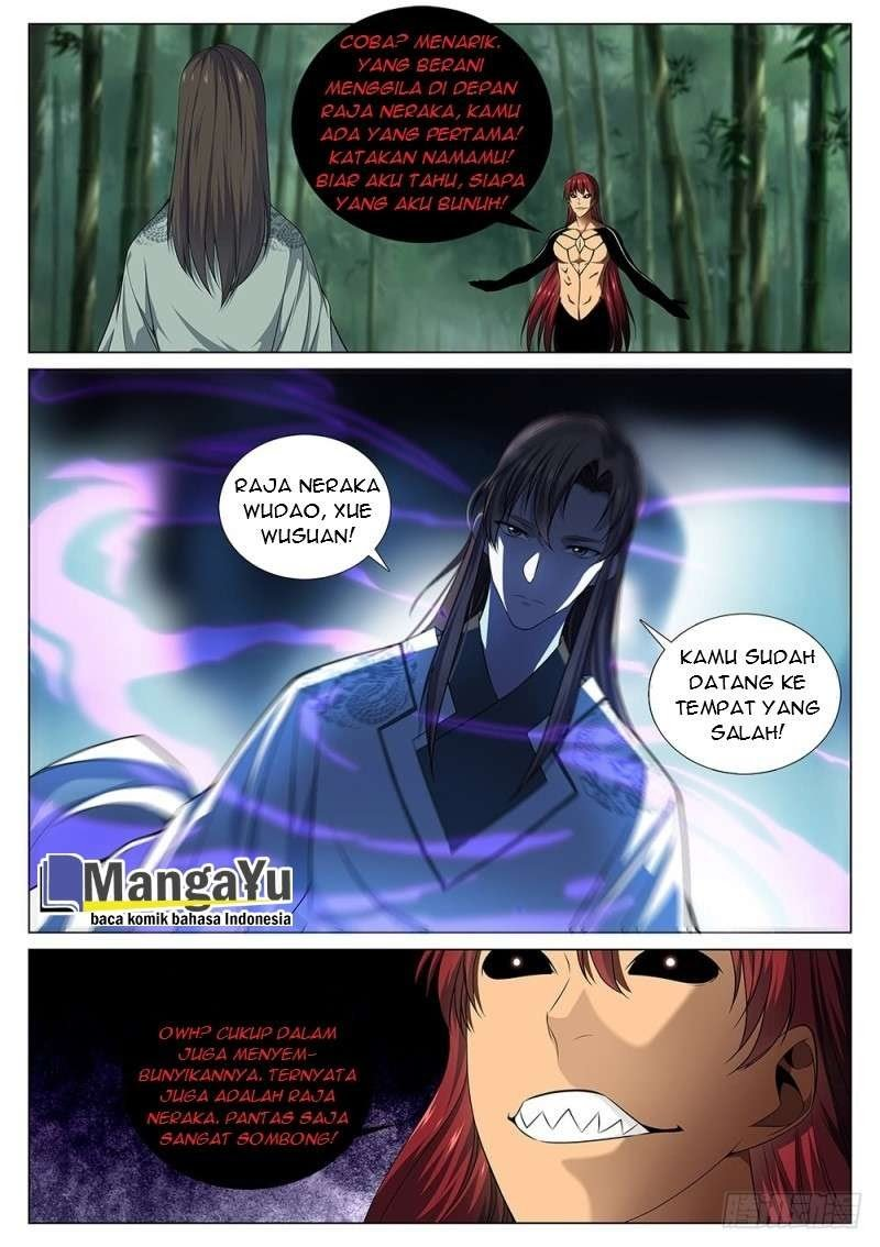 Strongest System Yan Luo Chapter 57
