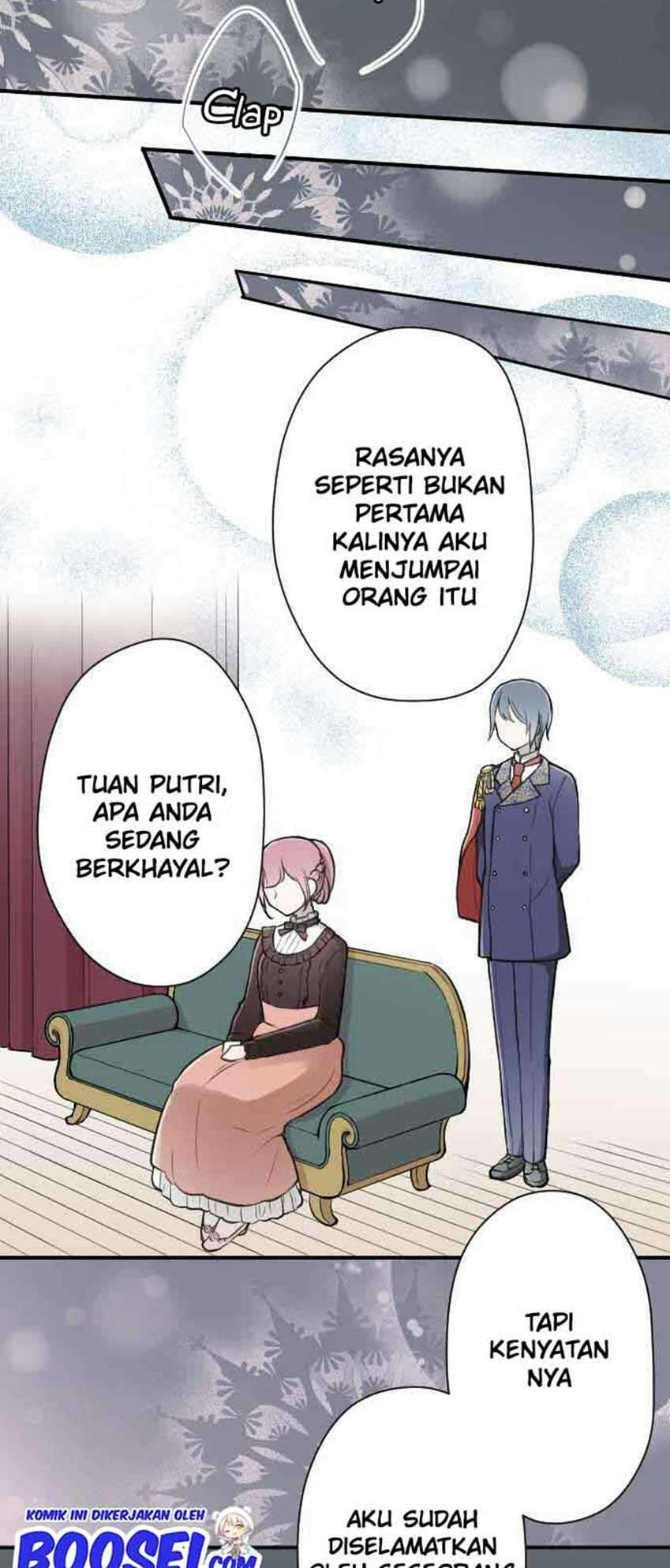 Ouji-sama Nante Iranai Chapter 91