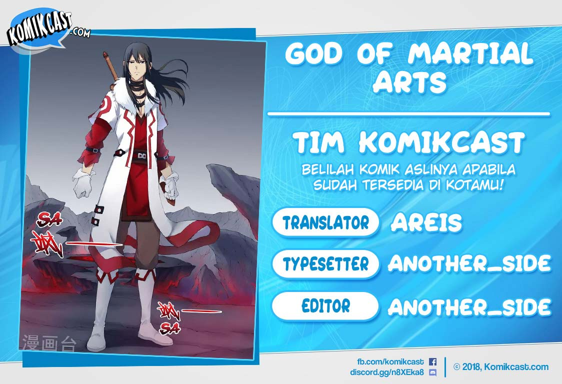 God Of Martial Arts Chapter 123.2