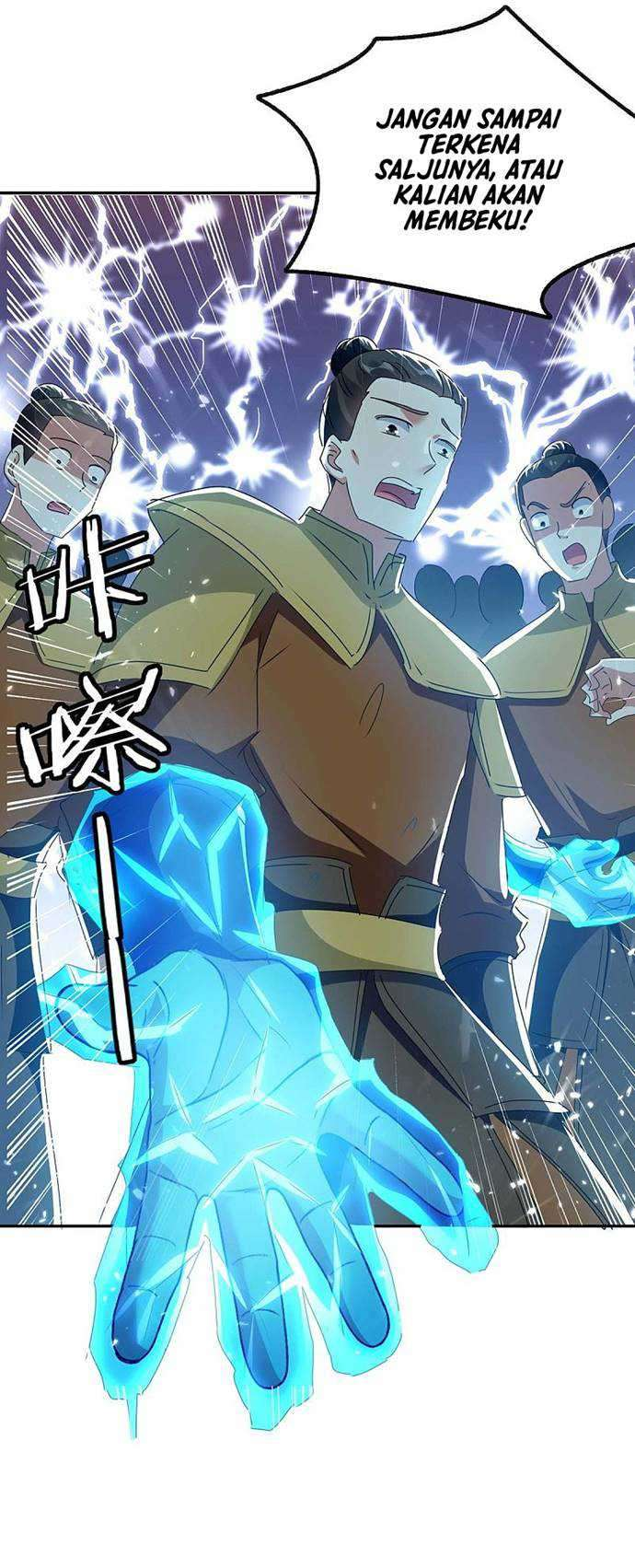 Strongest Leveling Chapter 219