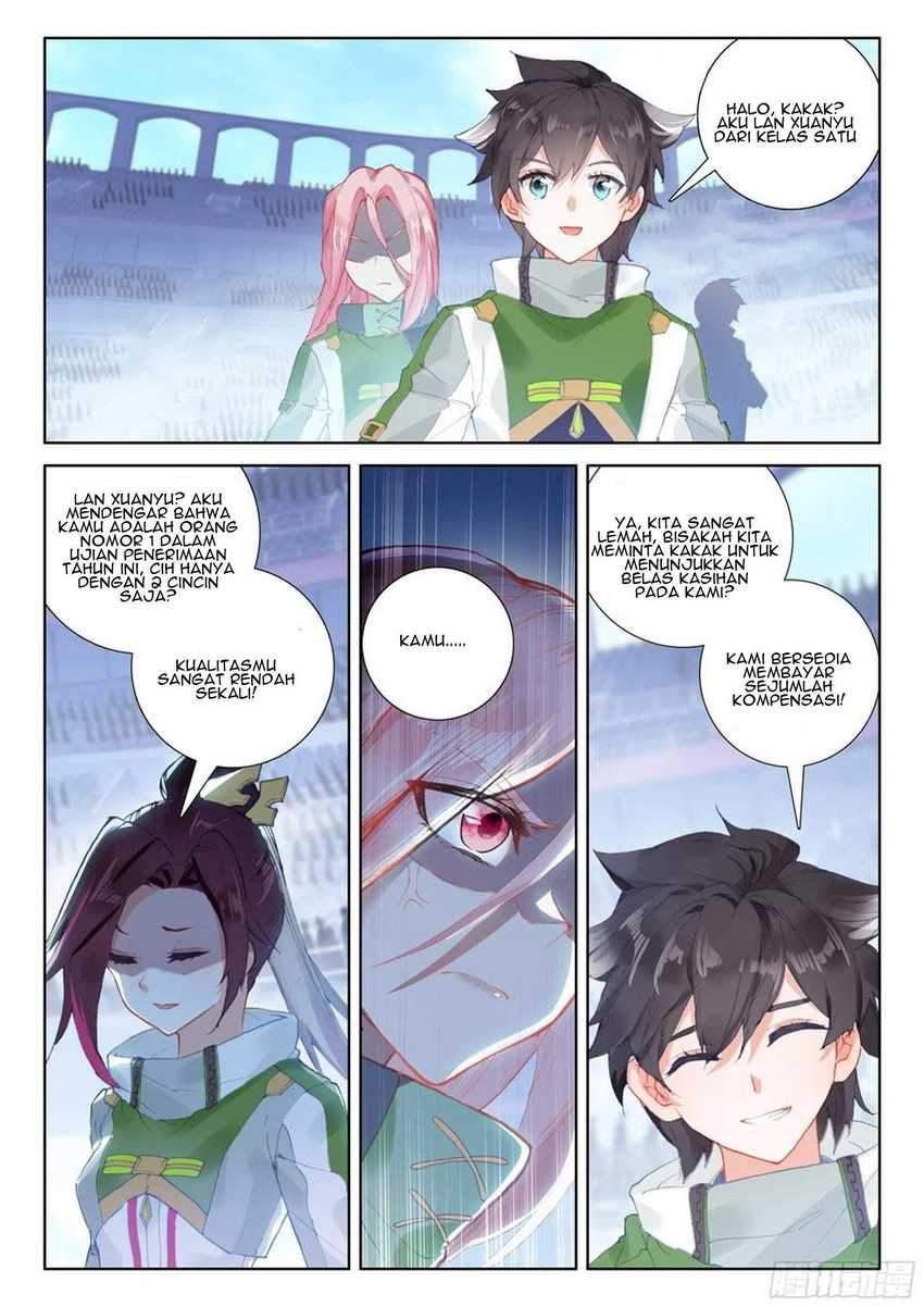 Soul Land 4 Chapter 169