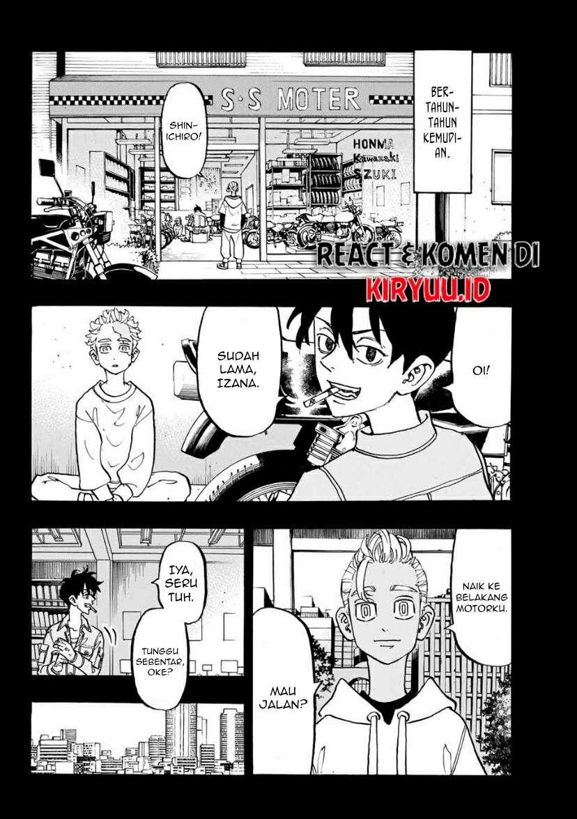 Tokyo Revengers Chapter 172
