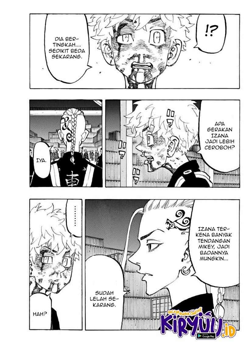 Tokyo Revengers Chapter 173