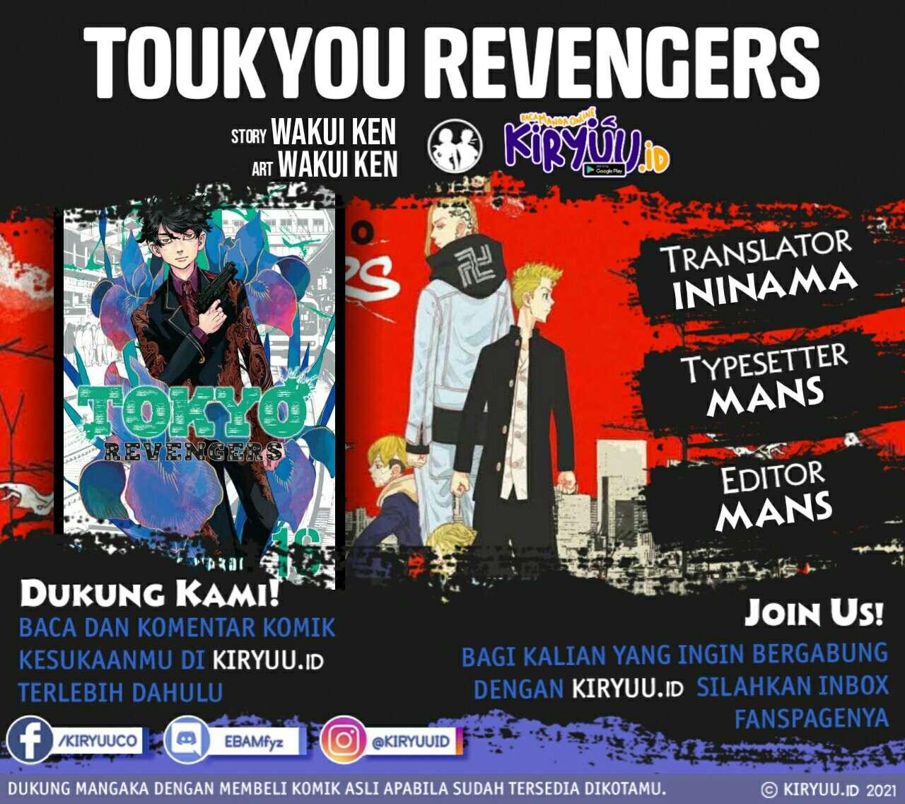 Tokyo Revengers Chapter 174