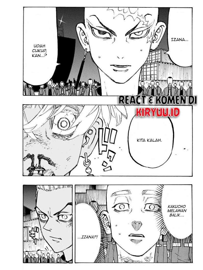 Tokyo Revengers Chapter 175