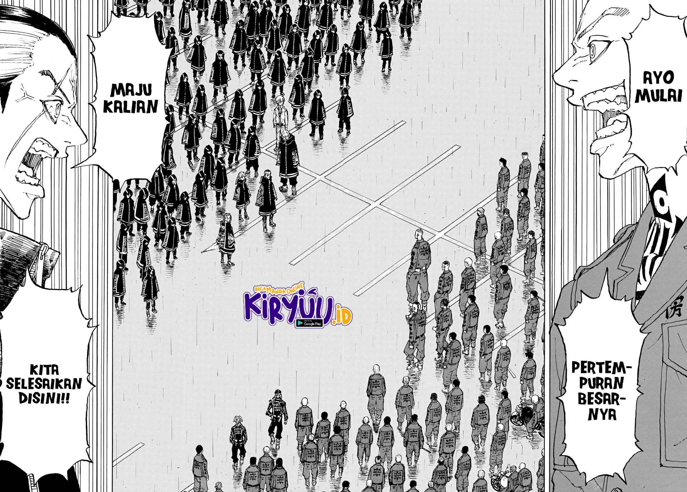 Tokyo Revengers Chapter 224