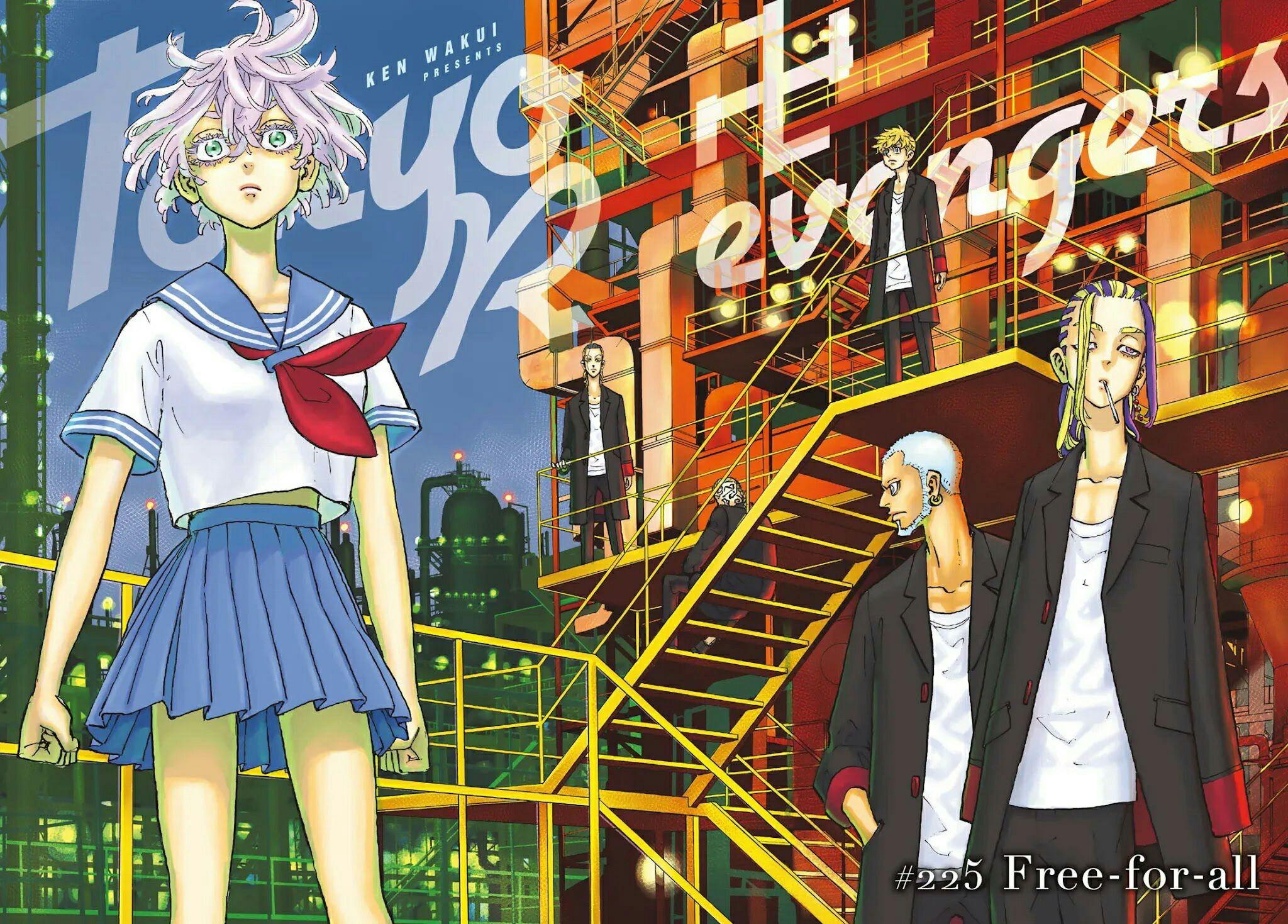 Tokyo Revengers Chapter 225