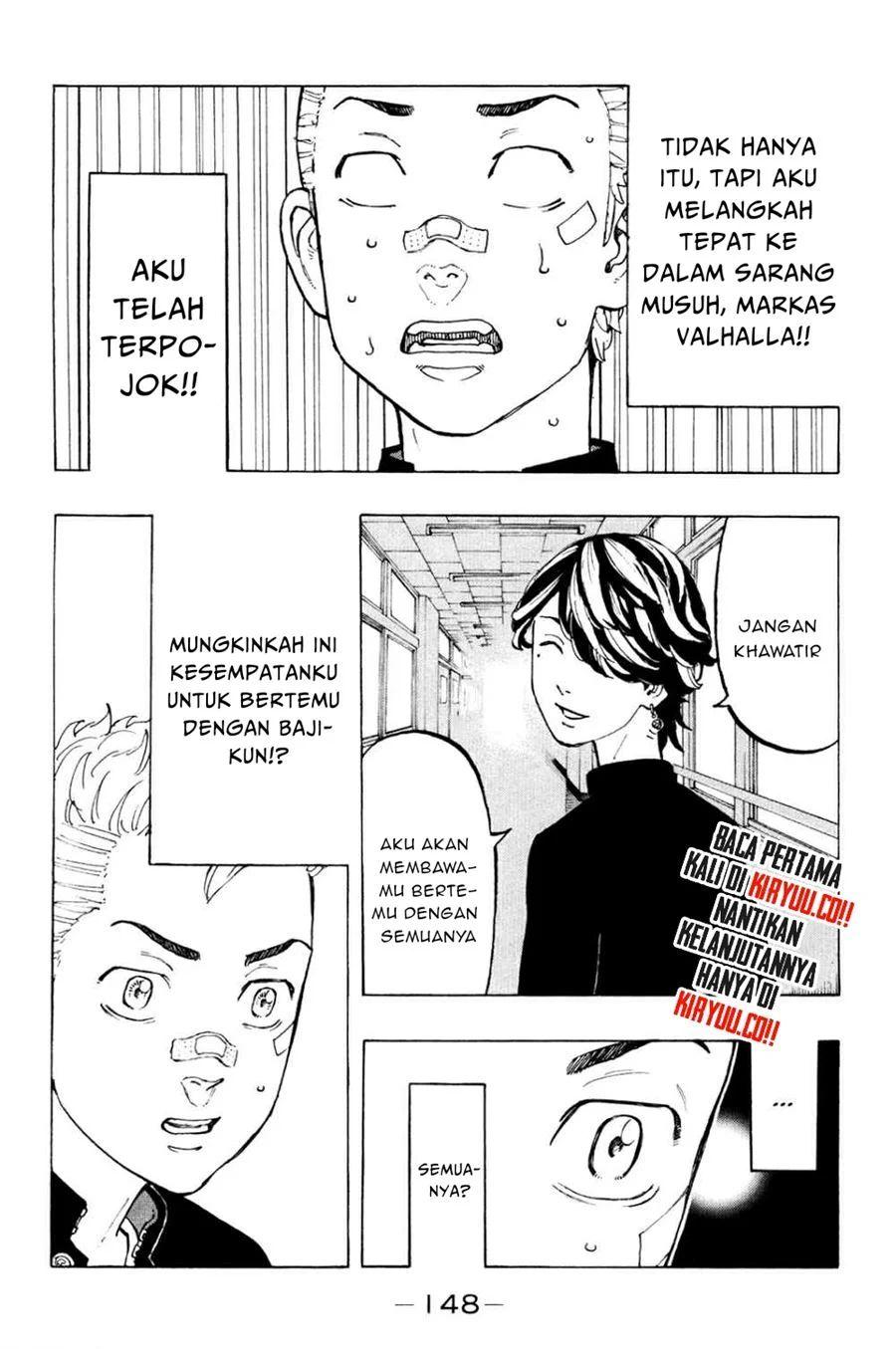 Tokyo Revengers Chapter 40