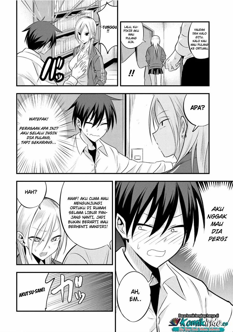 Please Go Home, Akutsu-san! Chapter 27