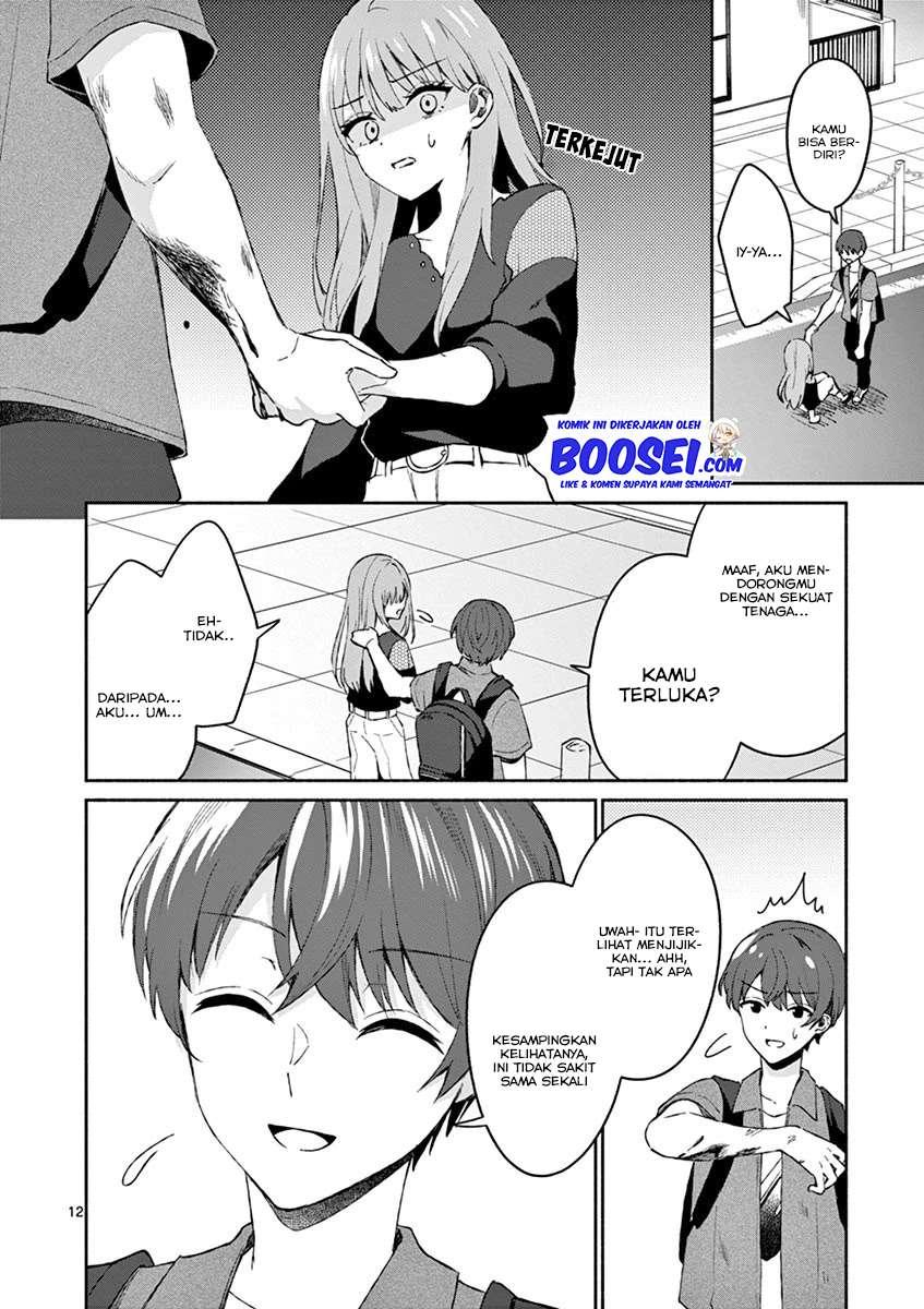 Shiotaiou No Sato-san Ga Ore Ni Dake Amai Chapter 11