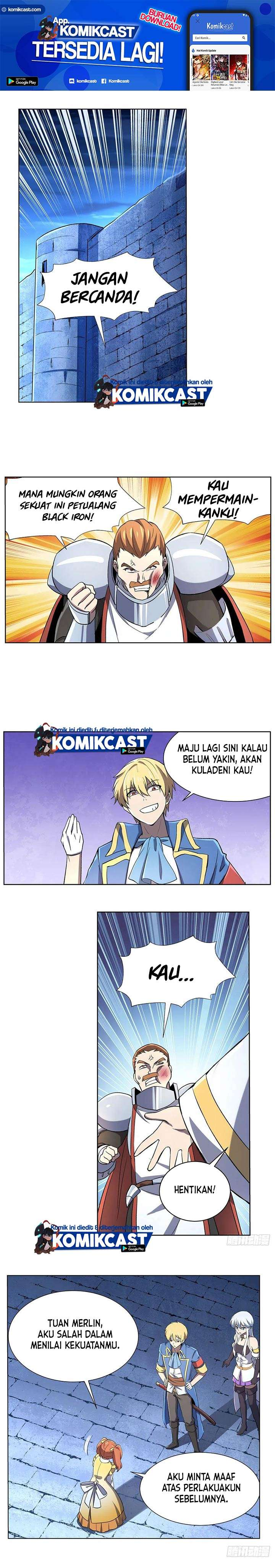 The Demon King Who Lost His Job Chapter 160