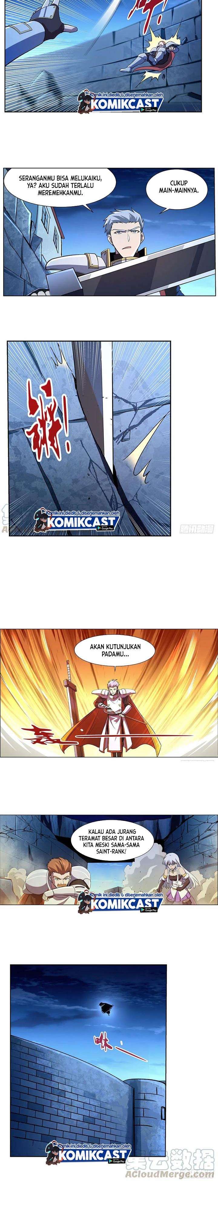 The Demon King Who Lost His Job Chapter 161