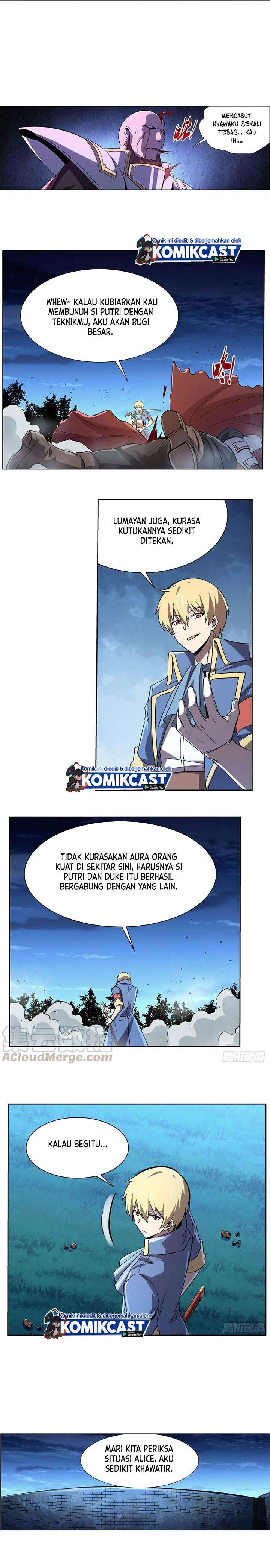 The Demon King Who Lost His Job Chapter 162