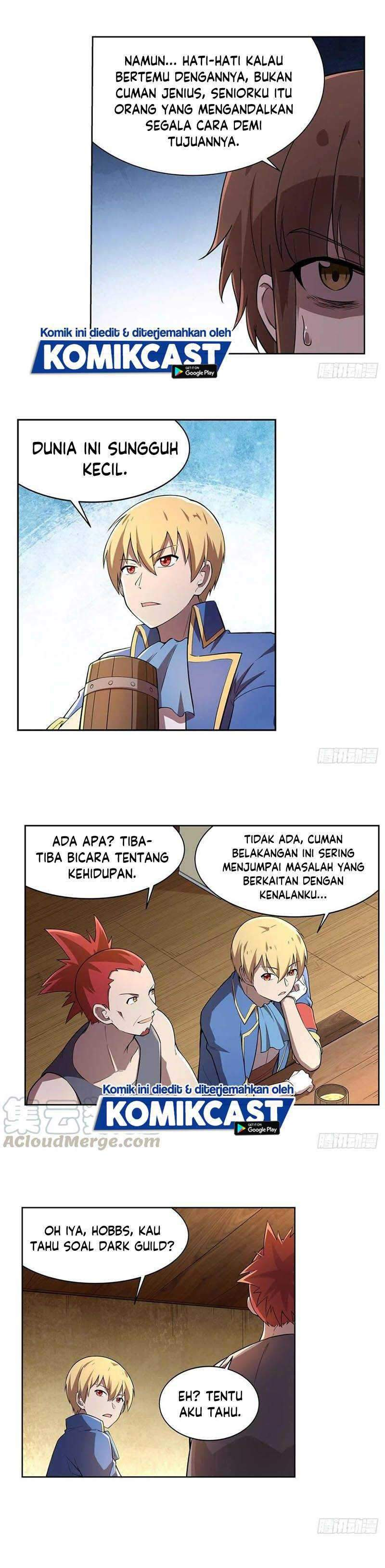 The Demon King Who Lost His Job Chapter 202