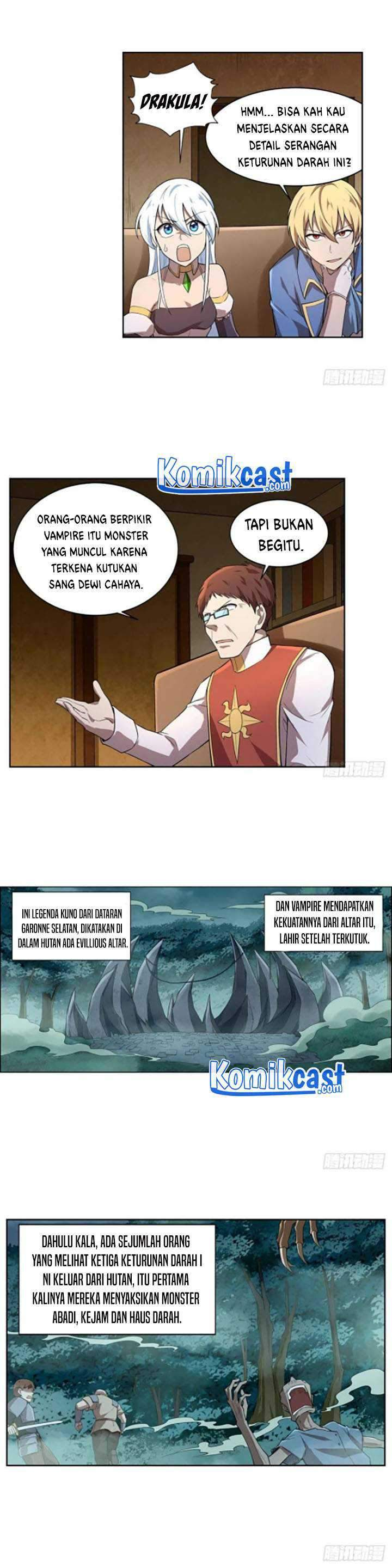 The Demon King Who Lost His Job Chapter 204