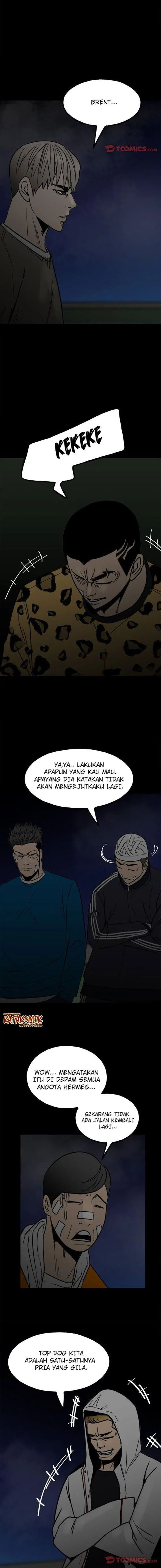 The Villain Chapter 92
